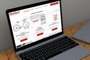 Webdesign Referenz bbselect